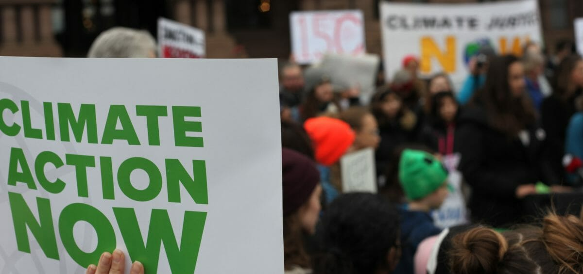 How youth around the world are leading the call for Climate Action
