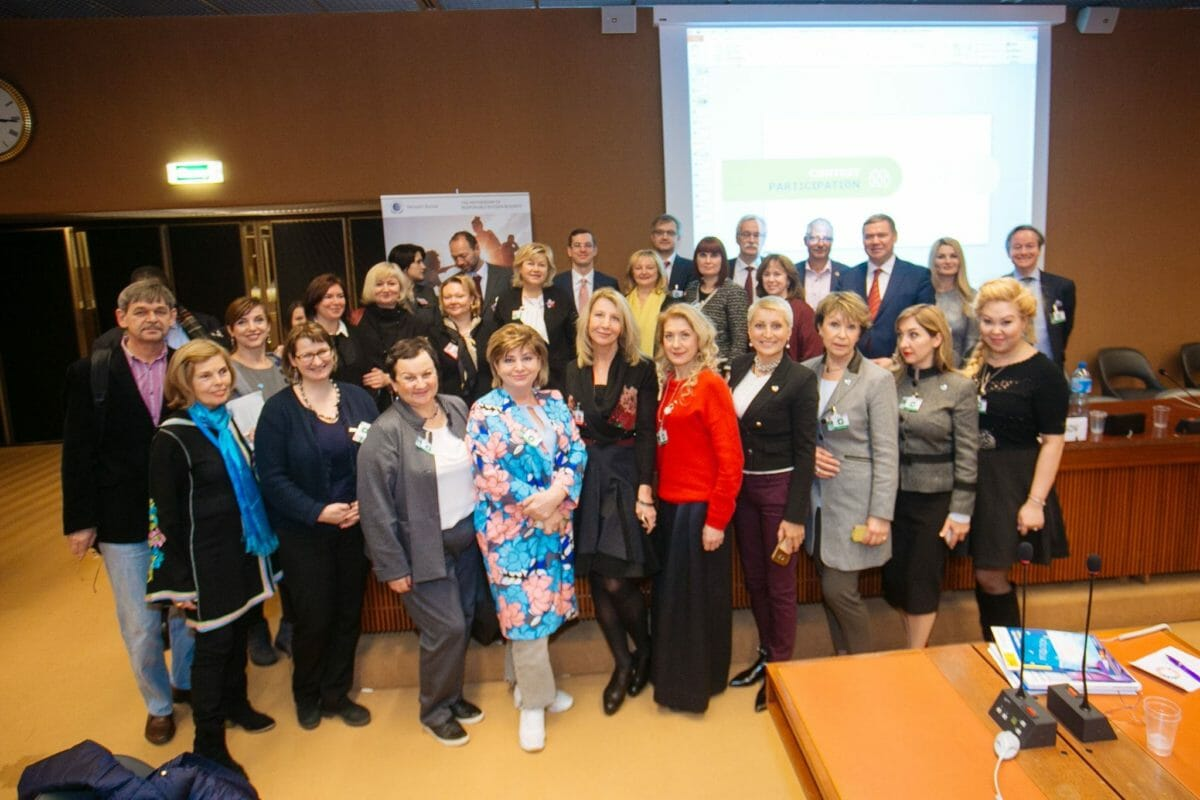 SUMAS on SDG no 5: Gender Equality UN-Local Russian Network