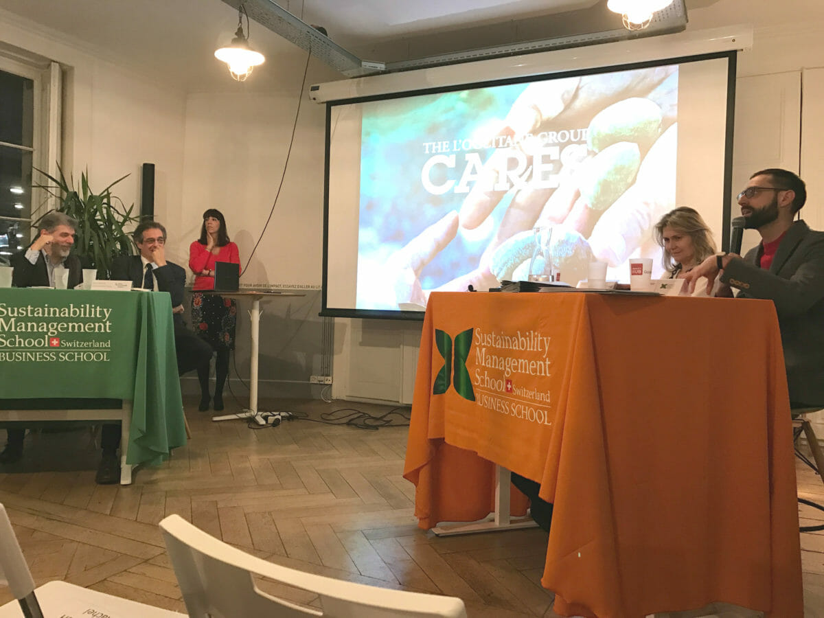 SUMAS 2nd Forum: Sustainability as a Rising Driver for Society and Business
