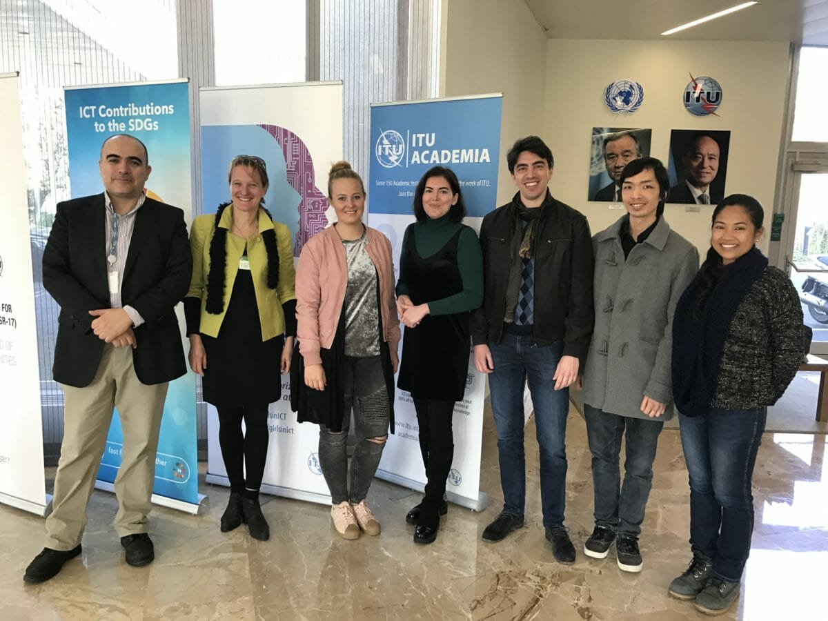 SUMAS at ITU, the United Nations Specialized Agency