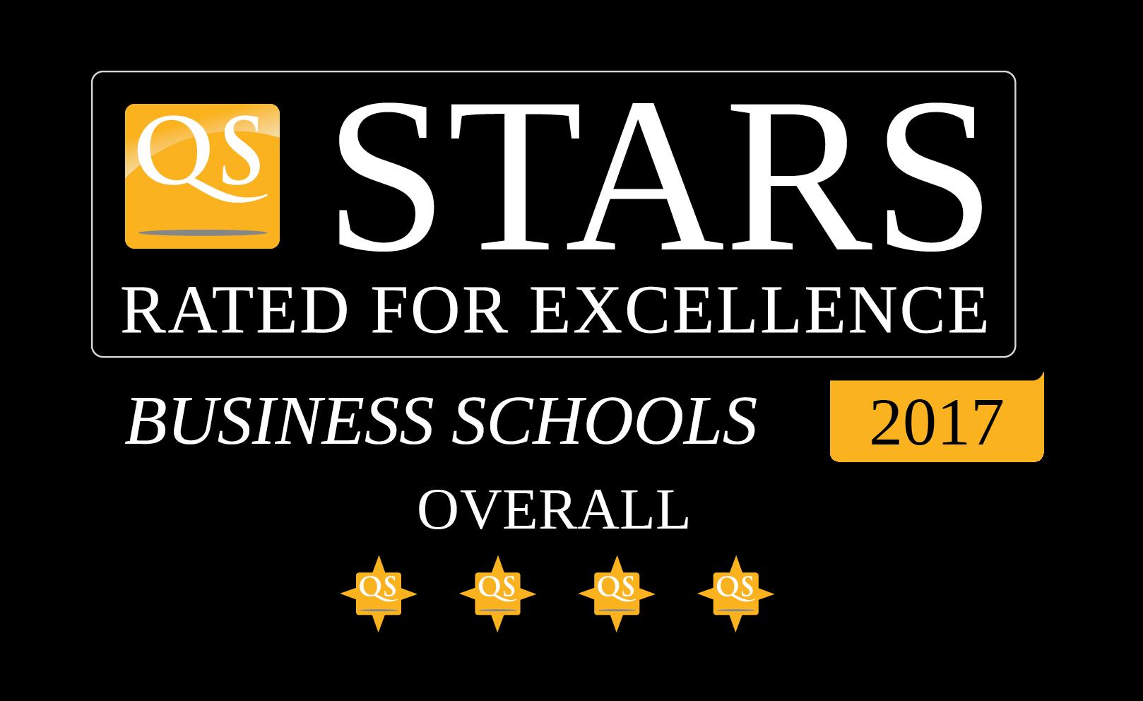 SUMAS Achieves Prestigious QS Stars™ Rating