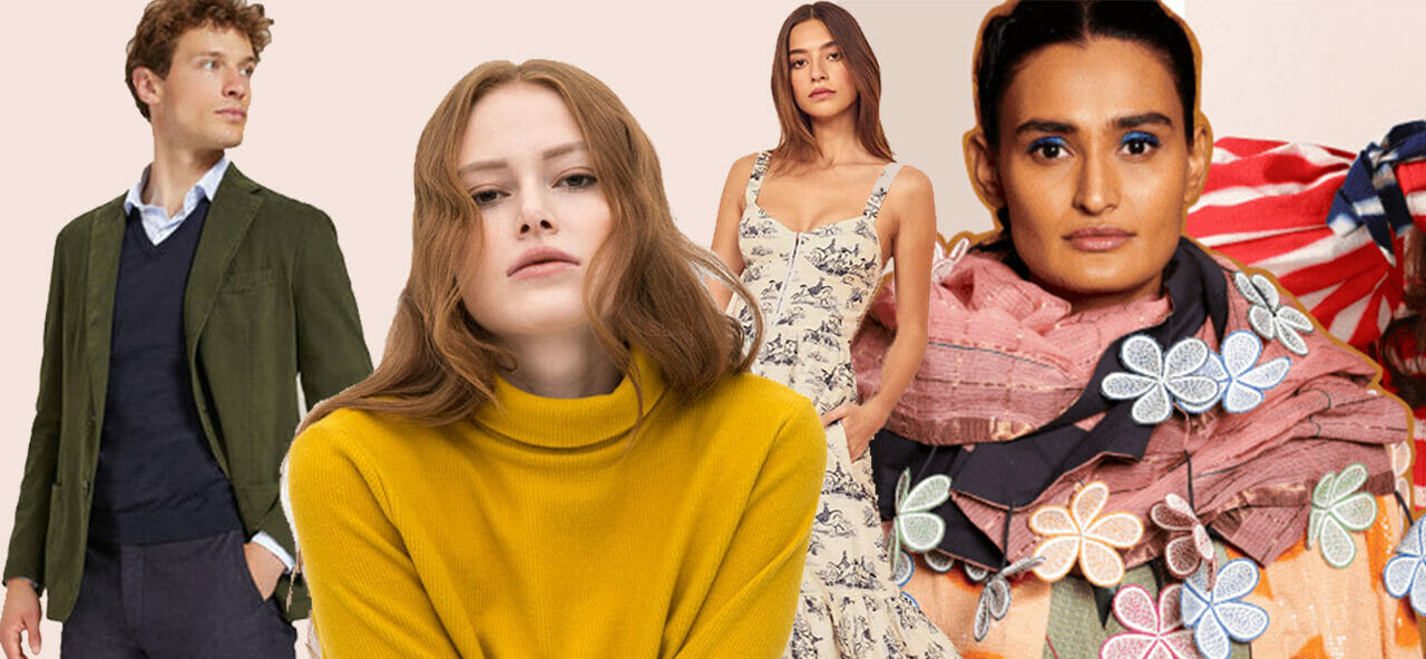 Discover 4 Sustainable Fashion Brands