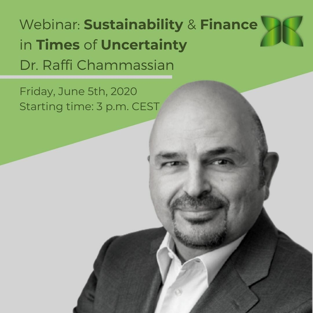 Sustainable Tourism Webinar Hosted by Prof. Raffi